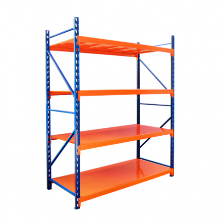 Estanteria Rack Profesional Industrial